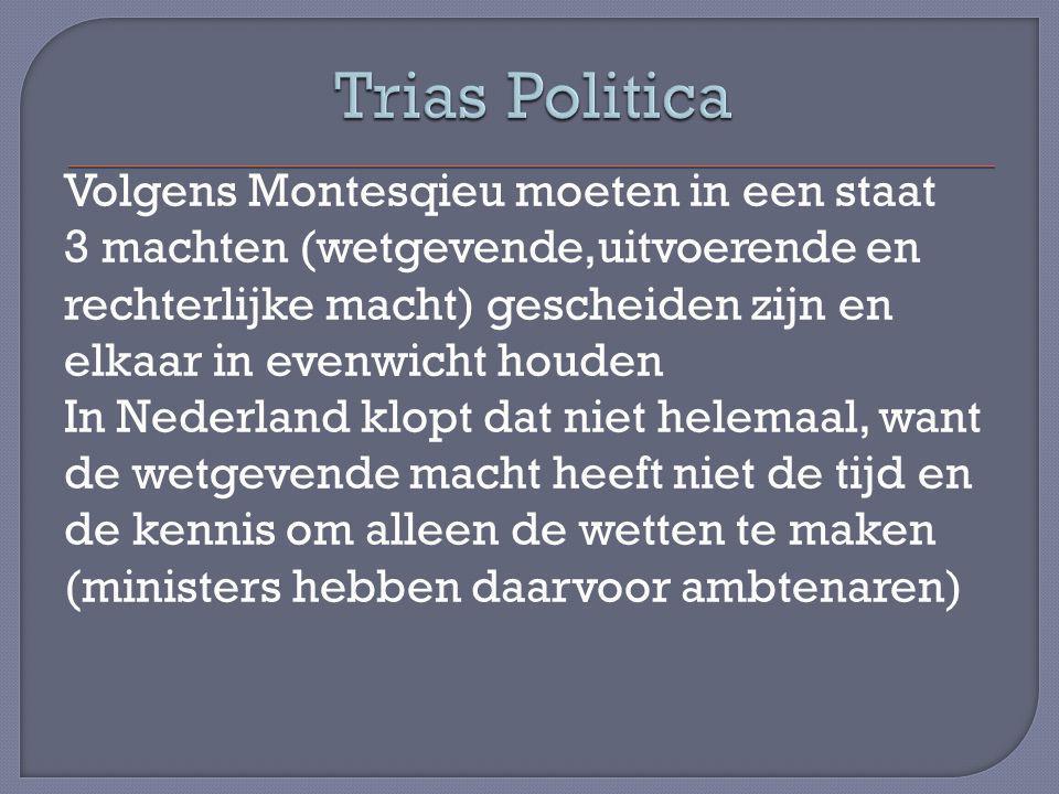 Trias Politica