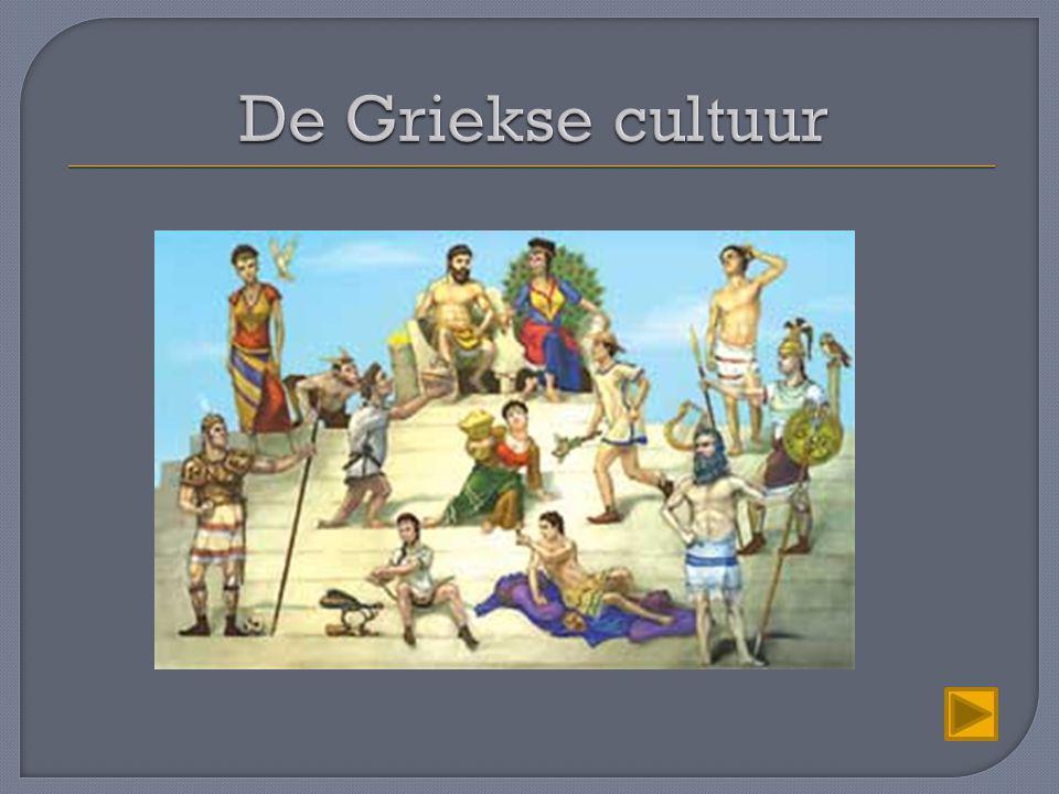 De Griekse cultuur