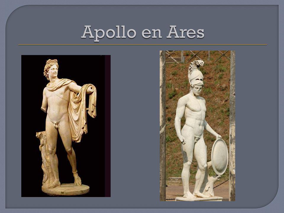 Apollo en Ares