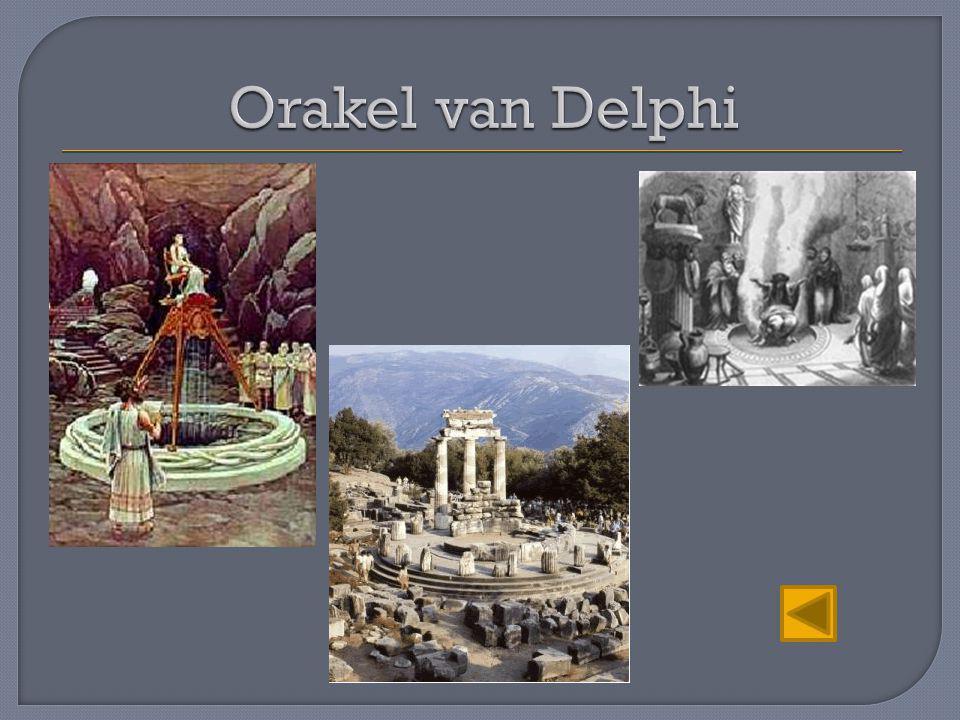 Orakel van Delphi