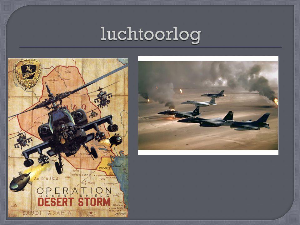 luchtoorlog
