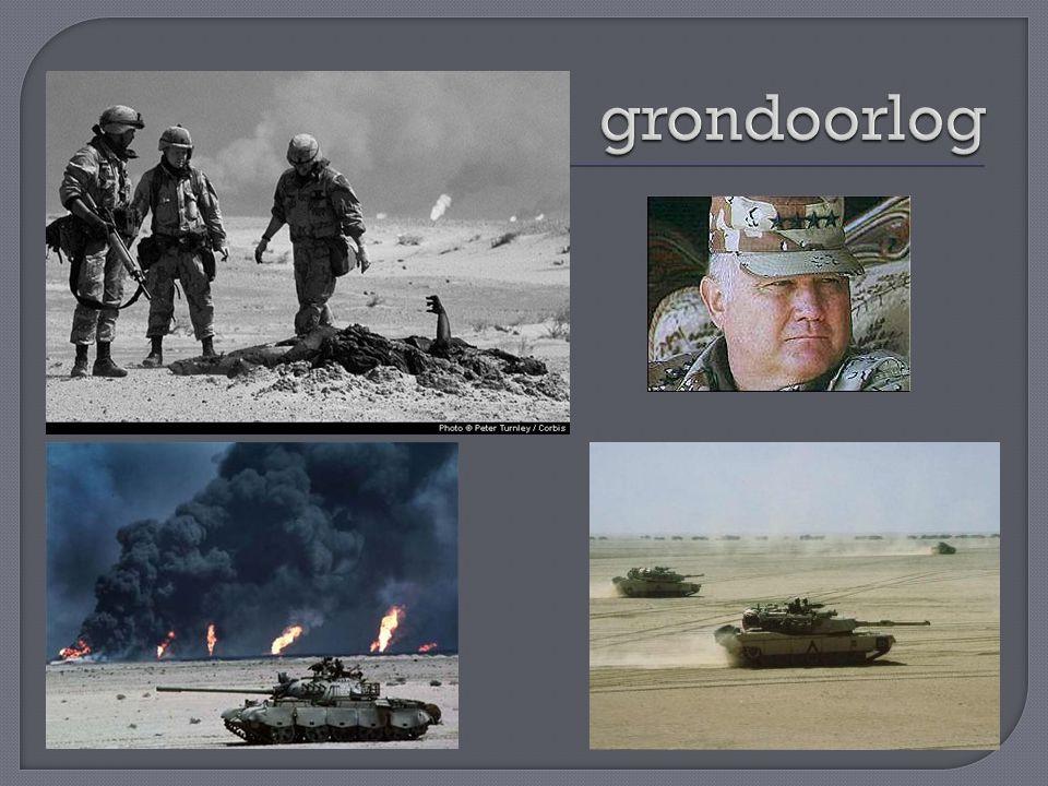 grondoorlog