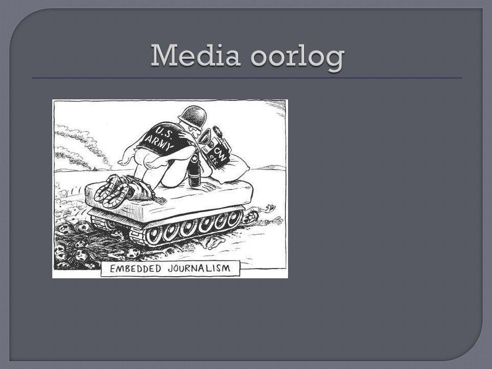 Media oorlog