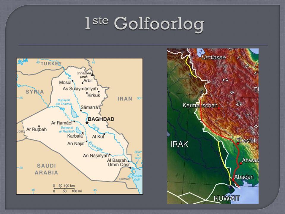 1ste Golfoorlog