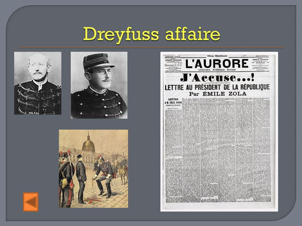 Dreyfuss affaire