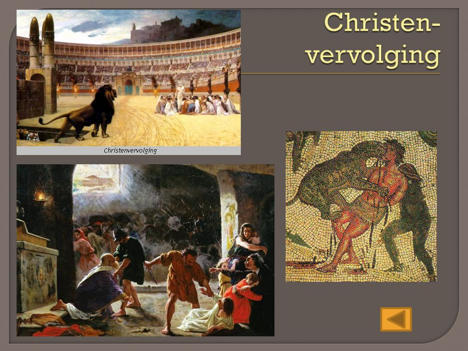 Christen- vervolging