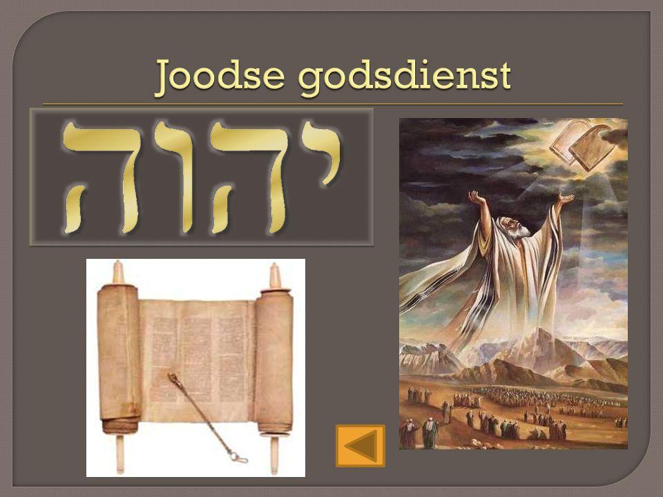 Joodse godsdienst