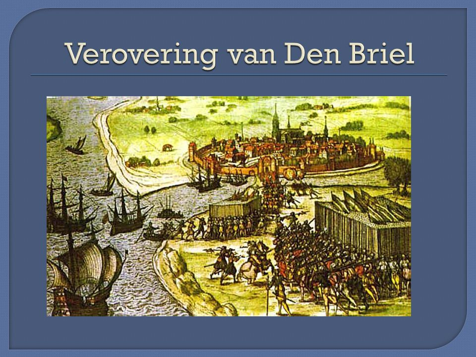 Verovering van Den Briel