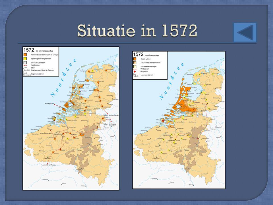 Situatie in 1572