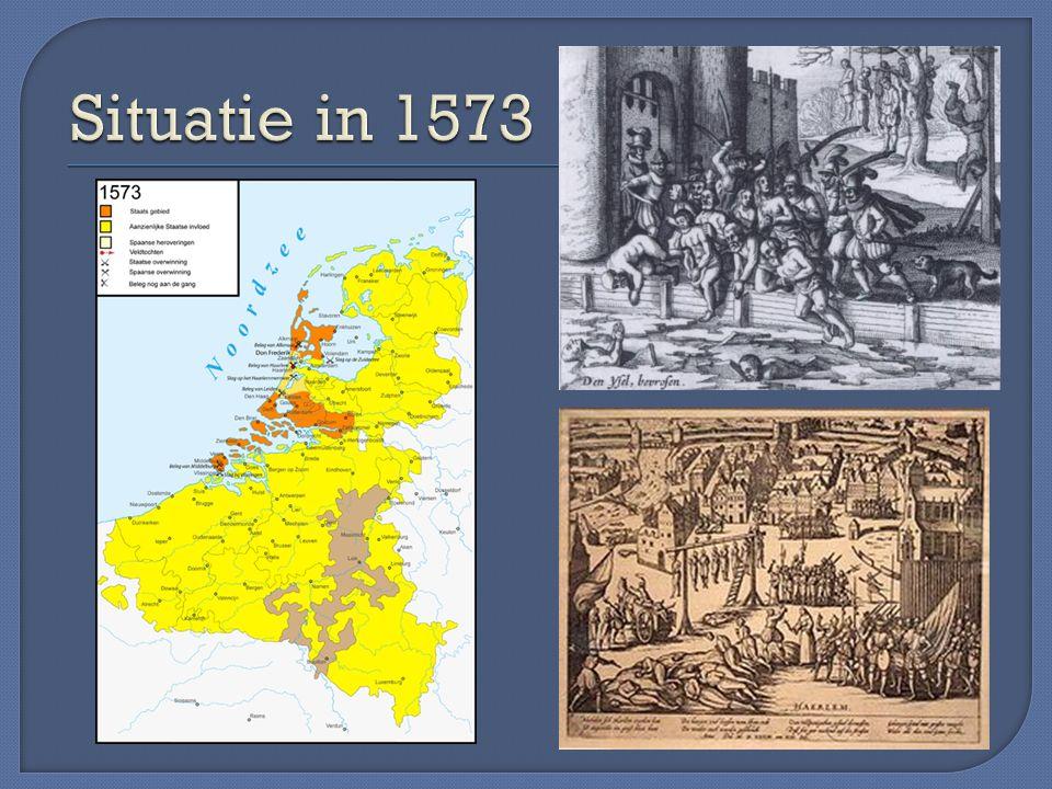 Situatie in 1573