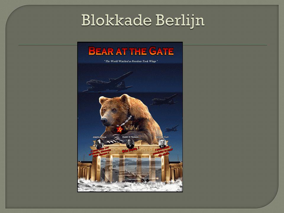 Blokkade Berlijn