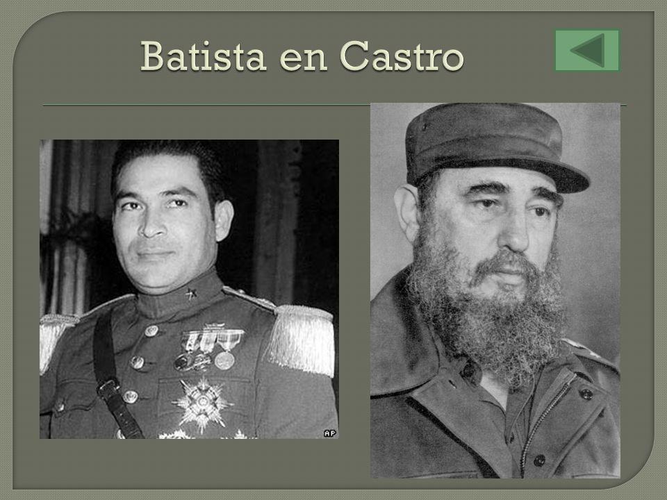 Batista en Castro