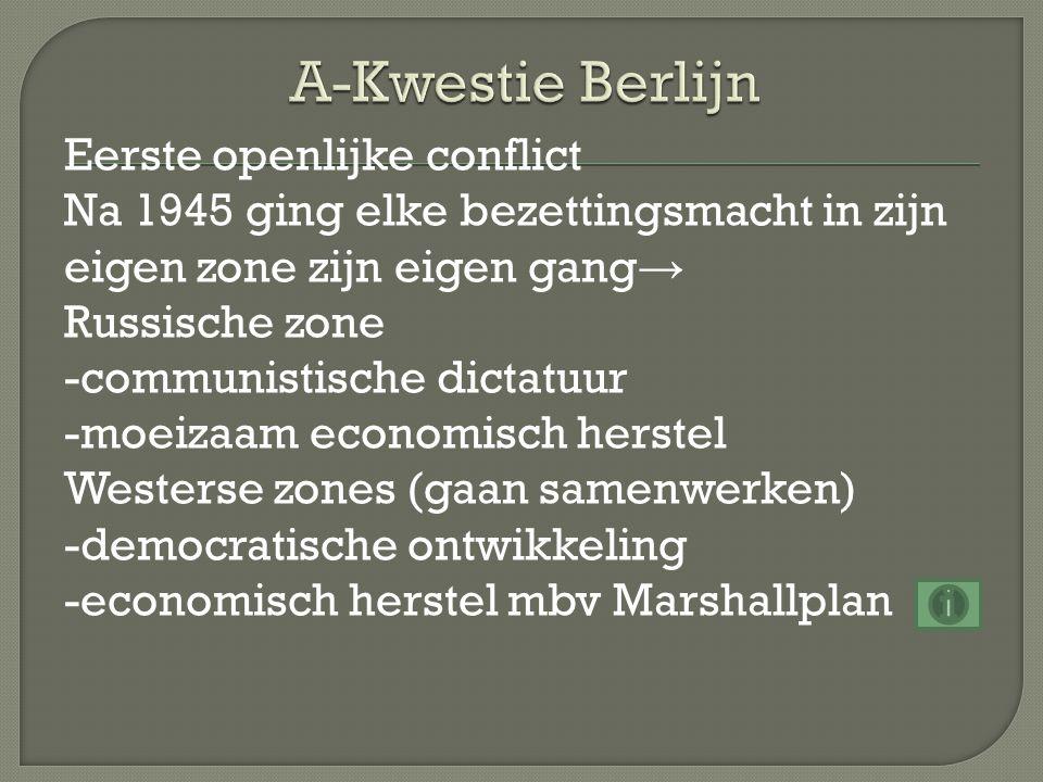 A-Kwestie Berlijn