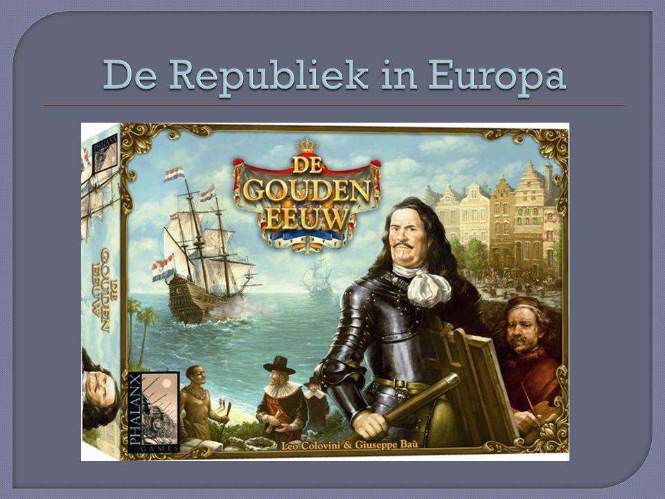 De Republiek in Europa