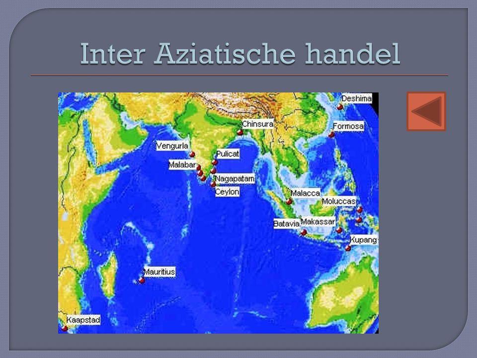 Inter Aziatische handel