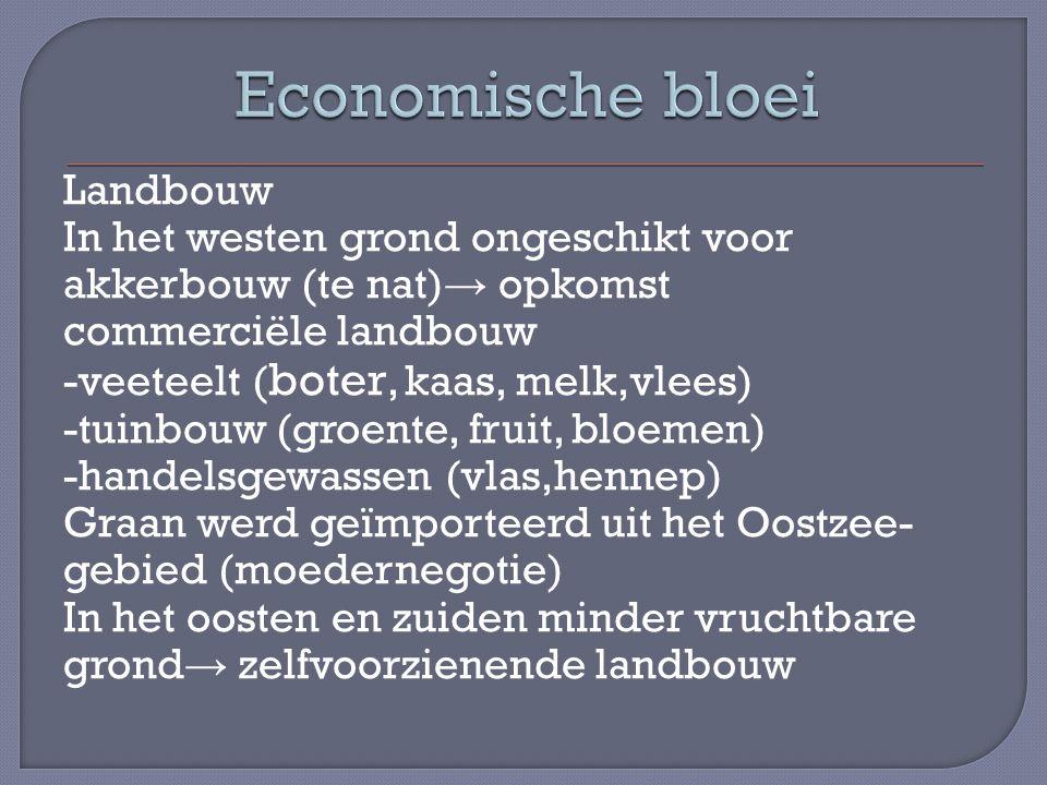 Economische bloei