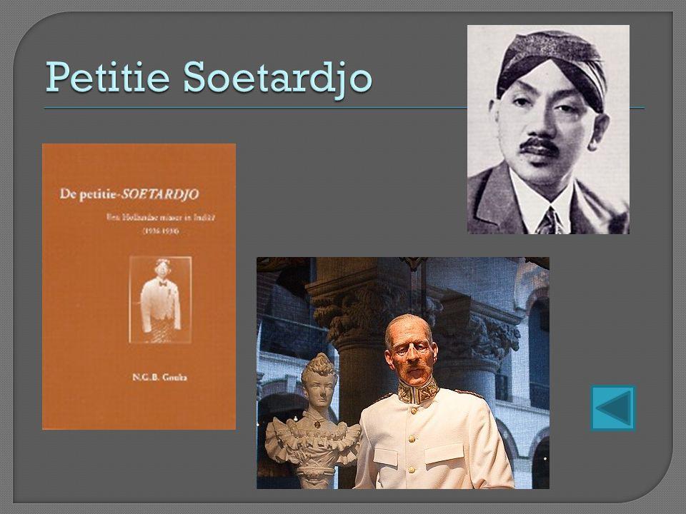 Petitie Soetardjo