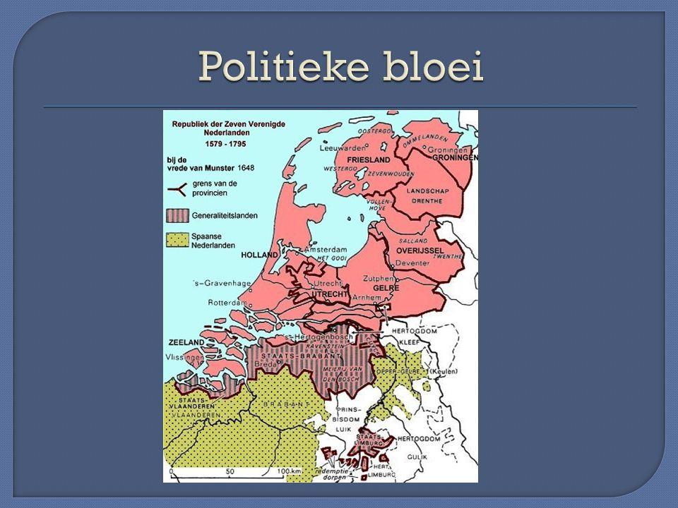 Politieke bloei