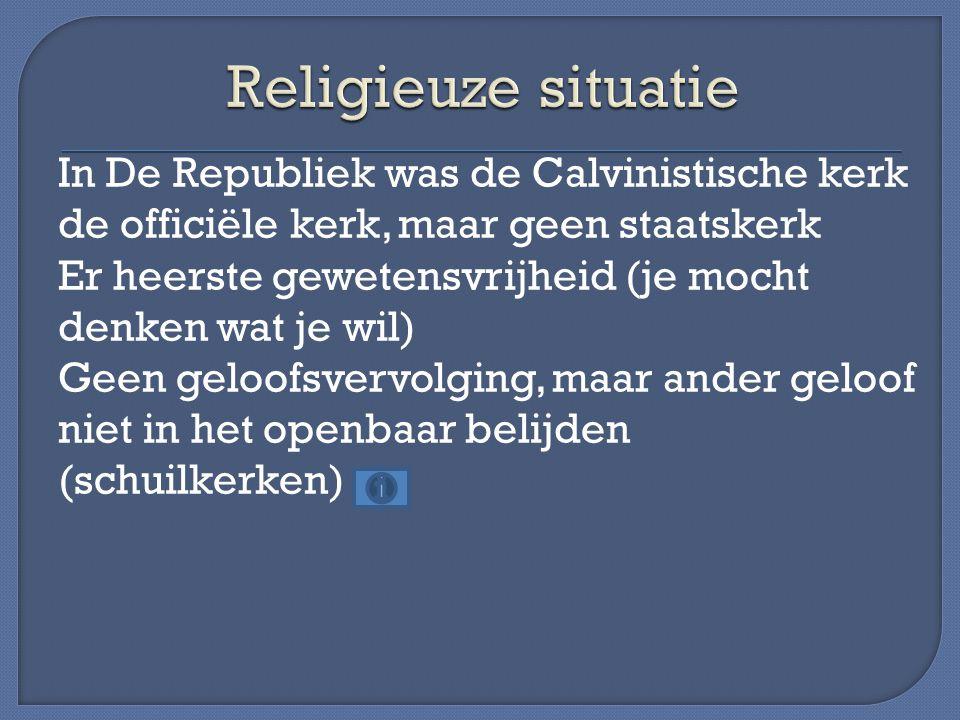 Religieuze situatie