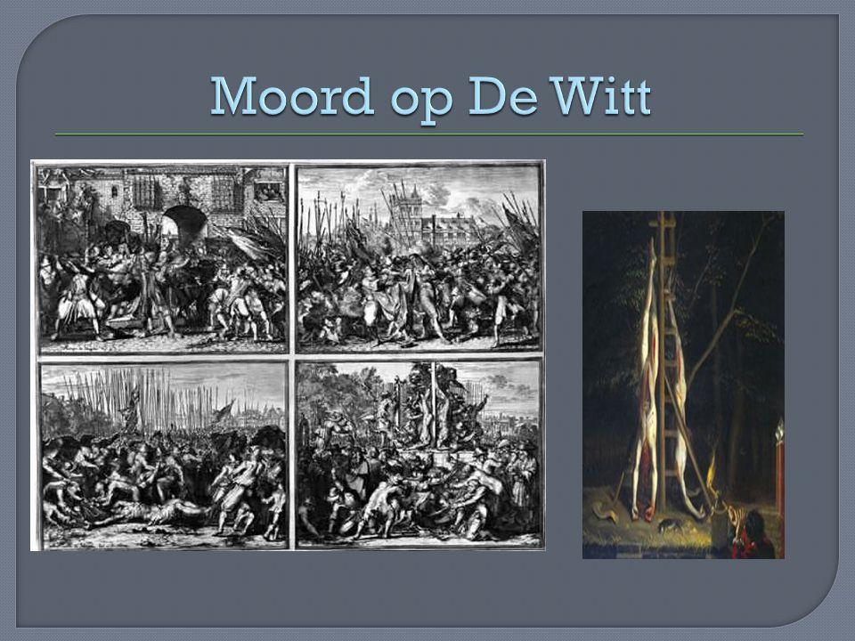 Moord op De Witt