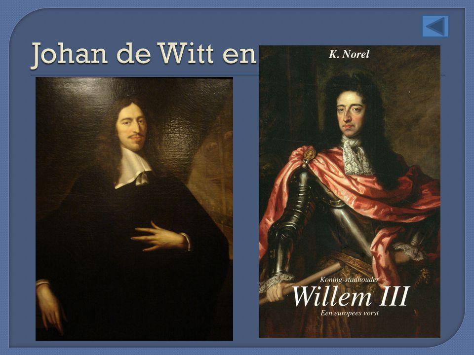 Johan de Witt en