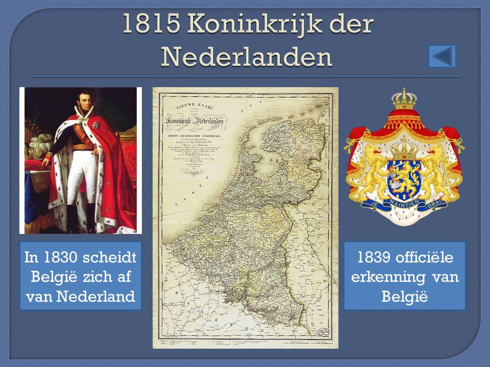 1815 Koninkrijk der Nederlanden