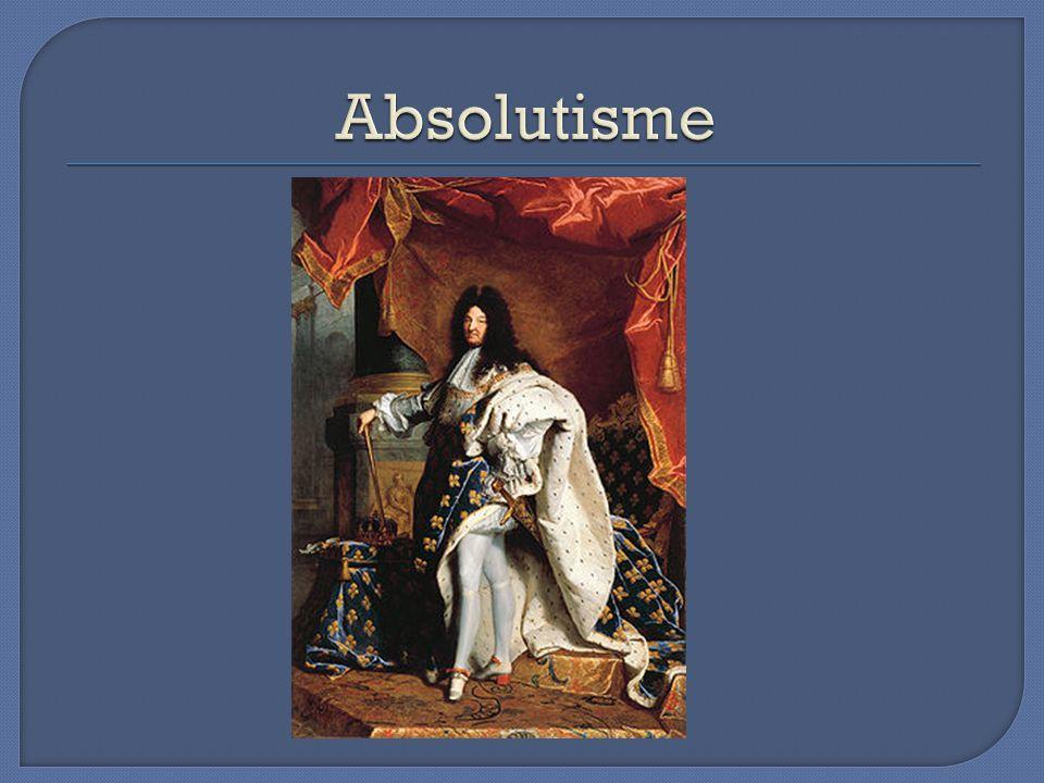 Absolutisme