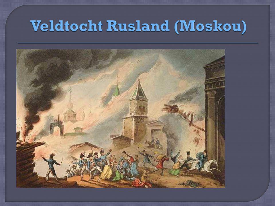 Veldtocht Rusland (Moskou)