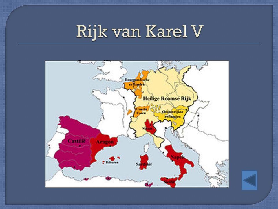 Rijk van Karel V