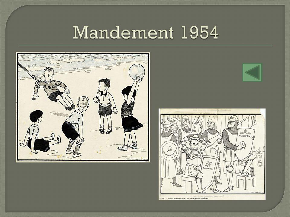 Mandement 1954