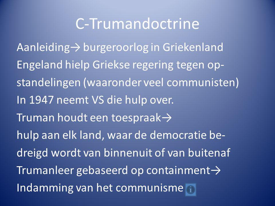 C-Trumandoctrine