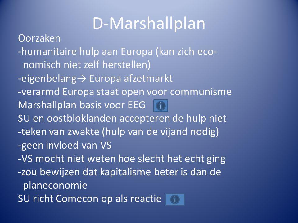 D-Marshallplan
