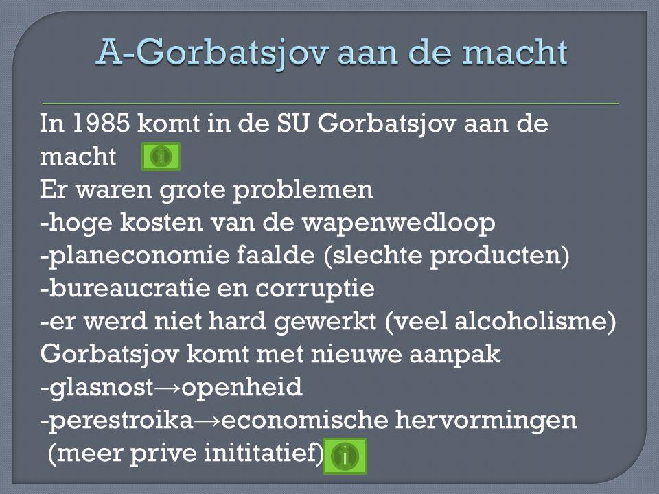 A-Gorbatsjov aan de macht