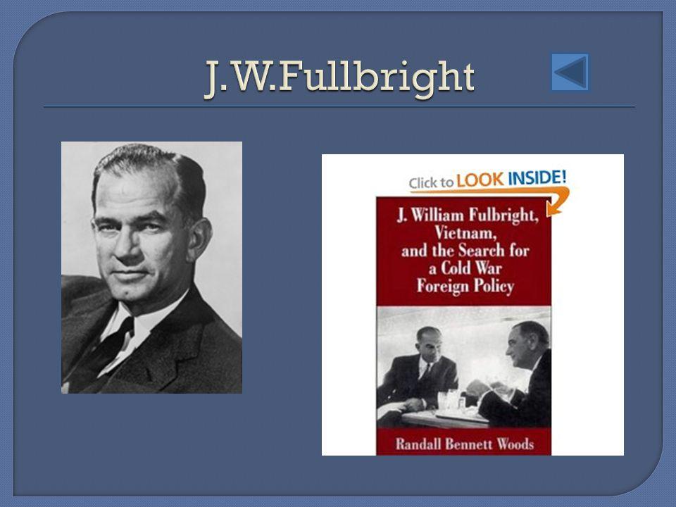 J.W.Fullbright