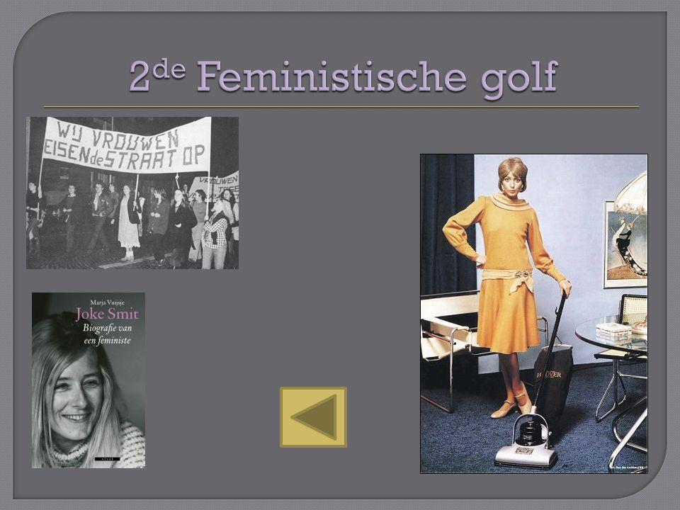 2de Feministische golf