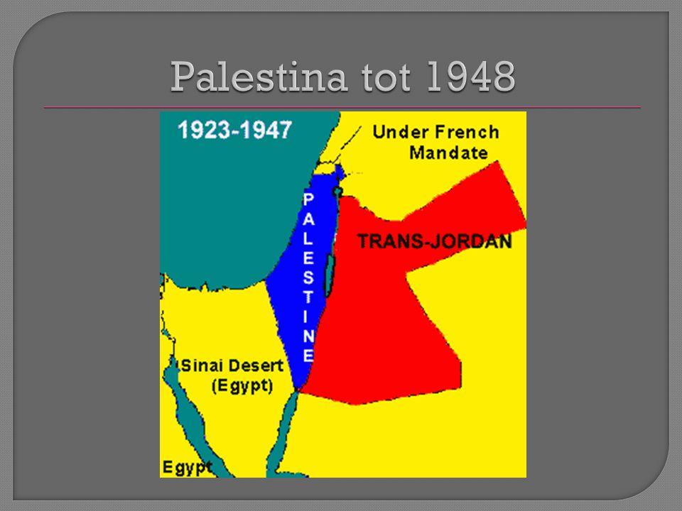 Palestina tot 1948