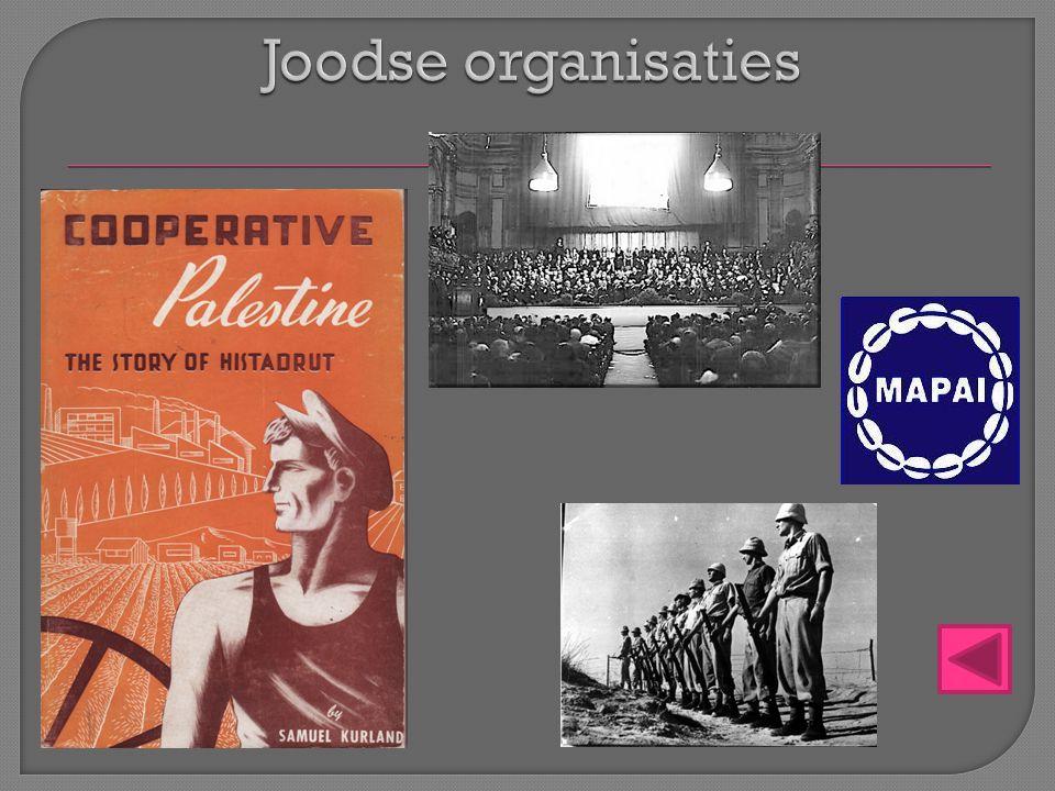 Joodse organisaties