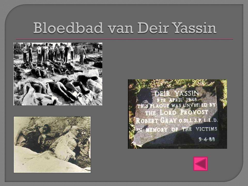 Bloedbad van Deir Yassin