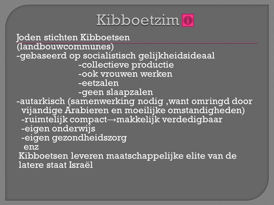 Kibboetzim