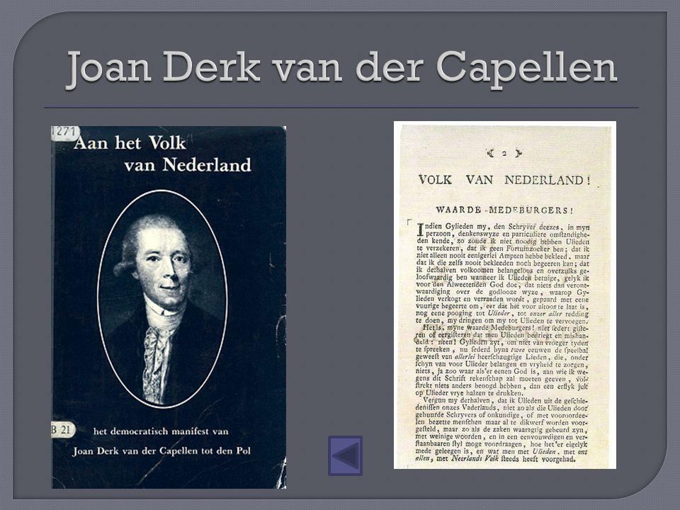 Joan Derk van der Capellen