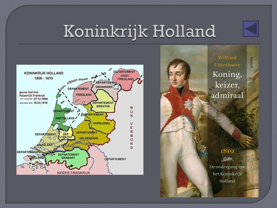 Koninkrijk Holland