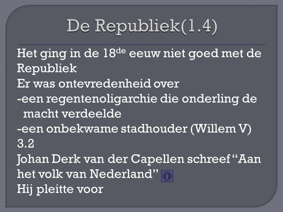 De Republiek(1.4)