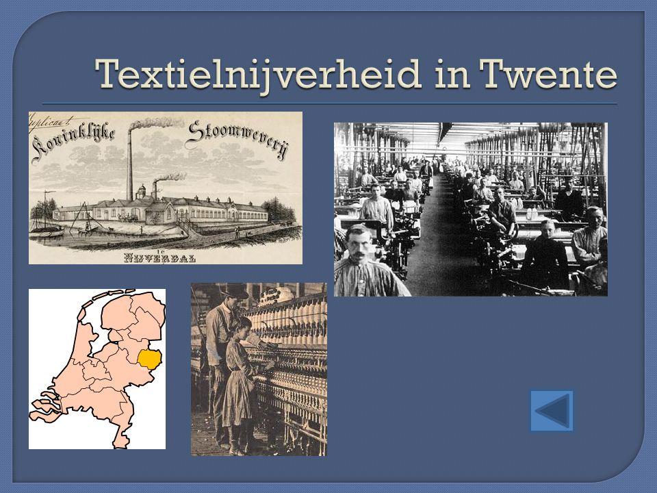 Textielnijverheid in Twente