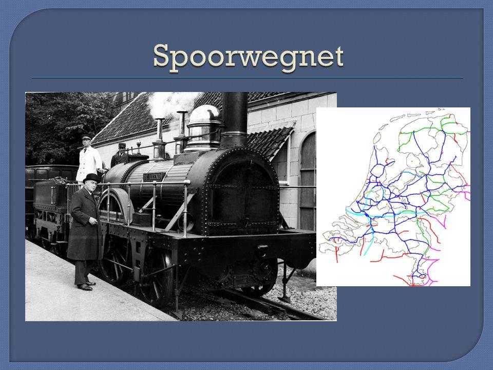 Spoorwegnet