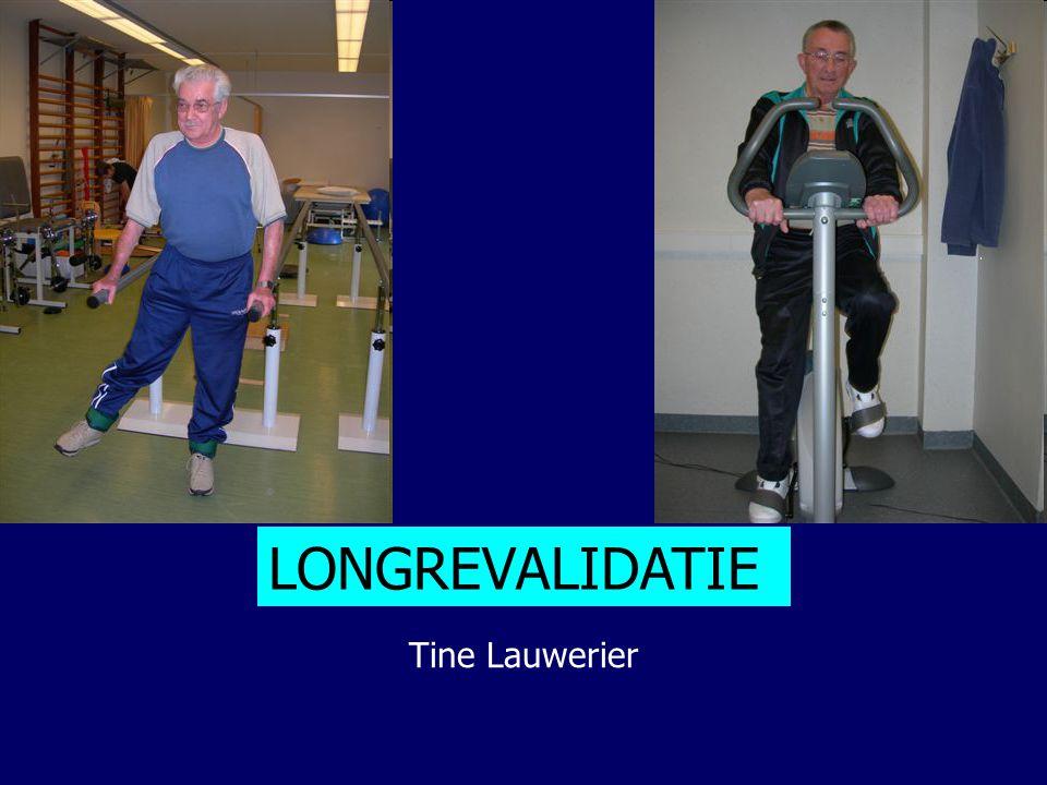 Tine Lauwerier LONGREVALIDATIE