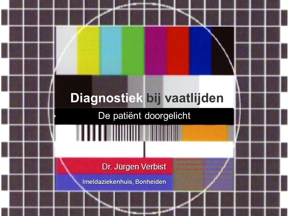 Diagnostiek bij vaatlijden