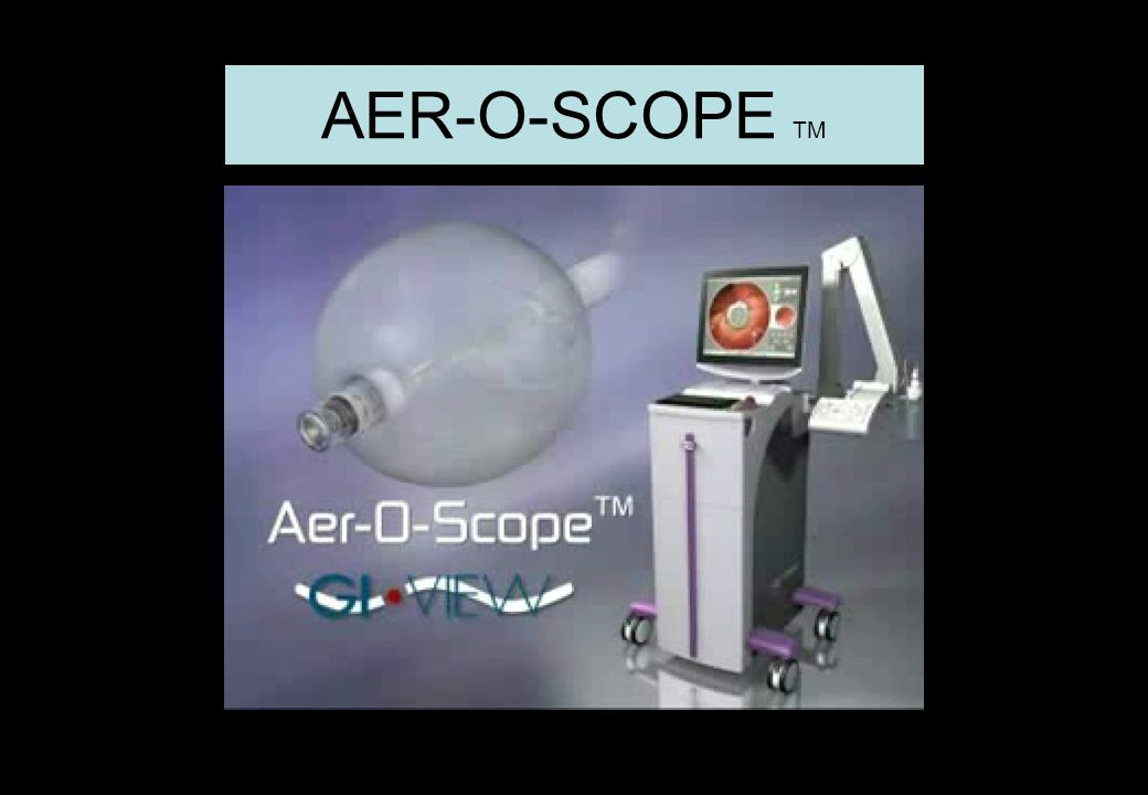 AER-O-SCOPE TM AER-O-SCOPE TM