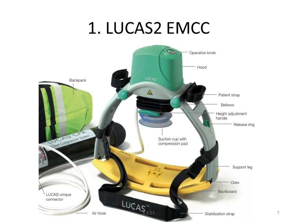 1. LUCAS2 EMCC 3.3.13