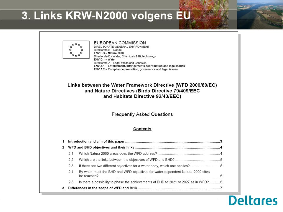 3. Links KRW-N2000 volgens EU 5 april 2017
