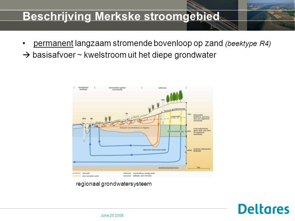 Beschrijving Merkske stroomgebied